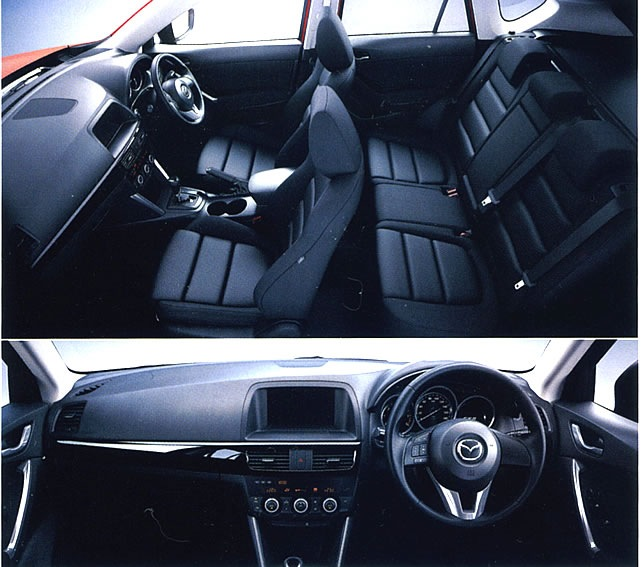 CX5_XD_interior