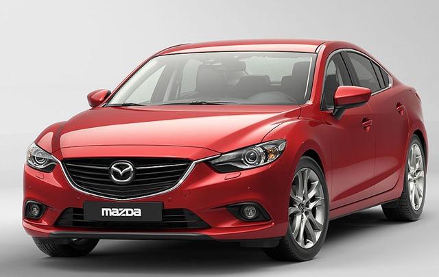新型 Mazda 6 (アテンザ)