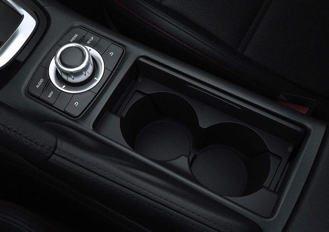 新型Mazda6 HMIコマンダー